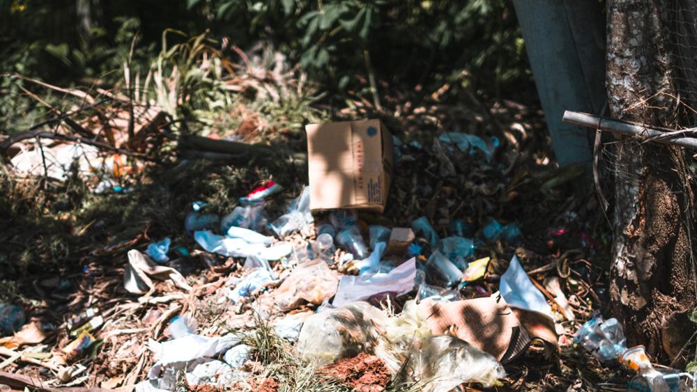 Bali, rubbish, plastic, plastic pollution,