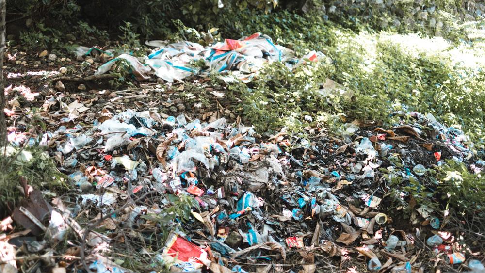 Bali, Indonesia, plastic, rubbish, pollution