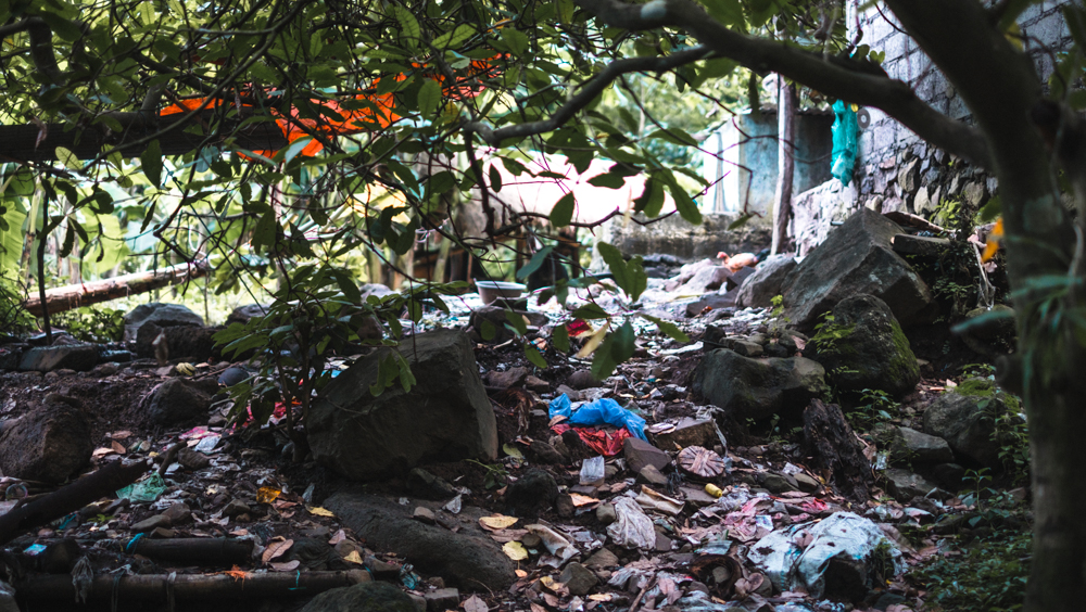 Bali, Indonesia, plastic, pollution, rubbish, environment,