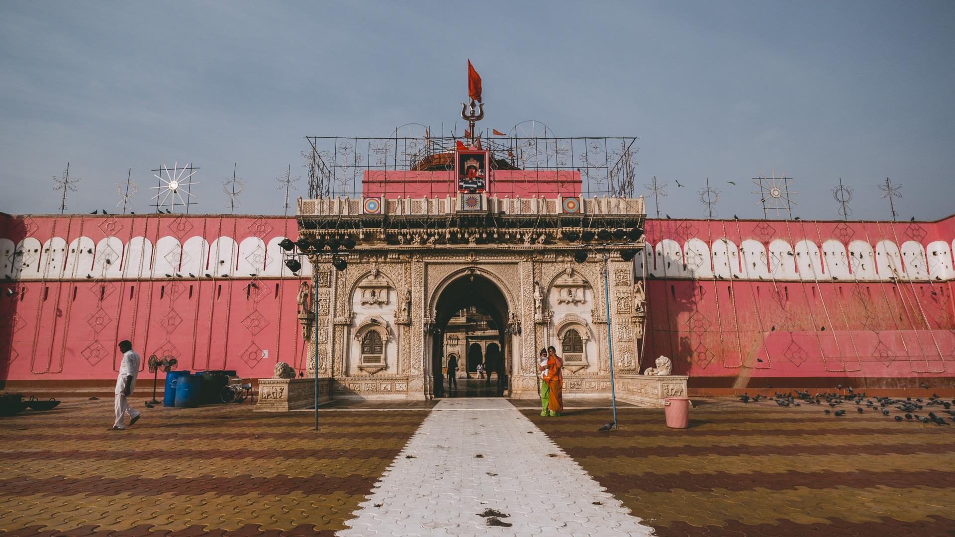 Karni Mata, Rat Temple, Rajasthan, India, Travel photography, Nathan Brayshaw