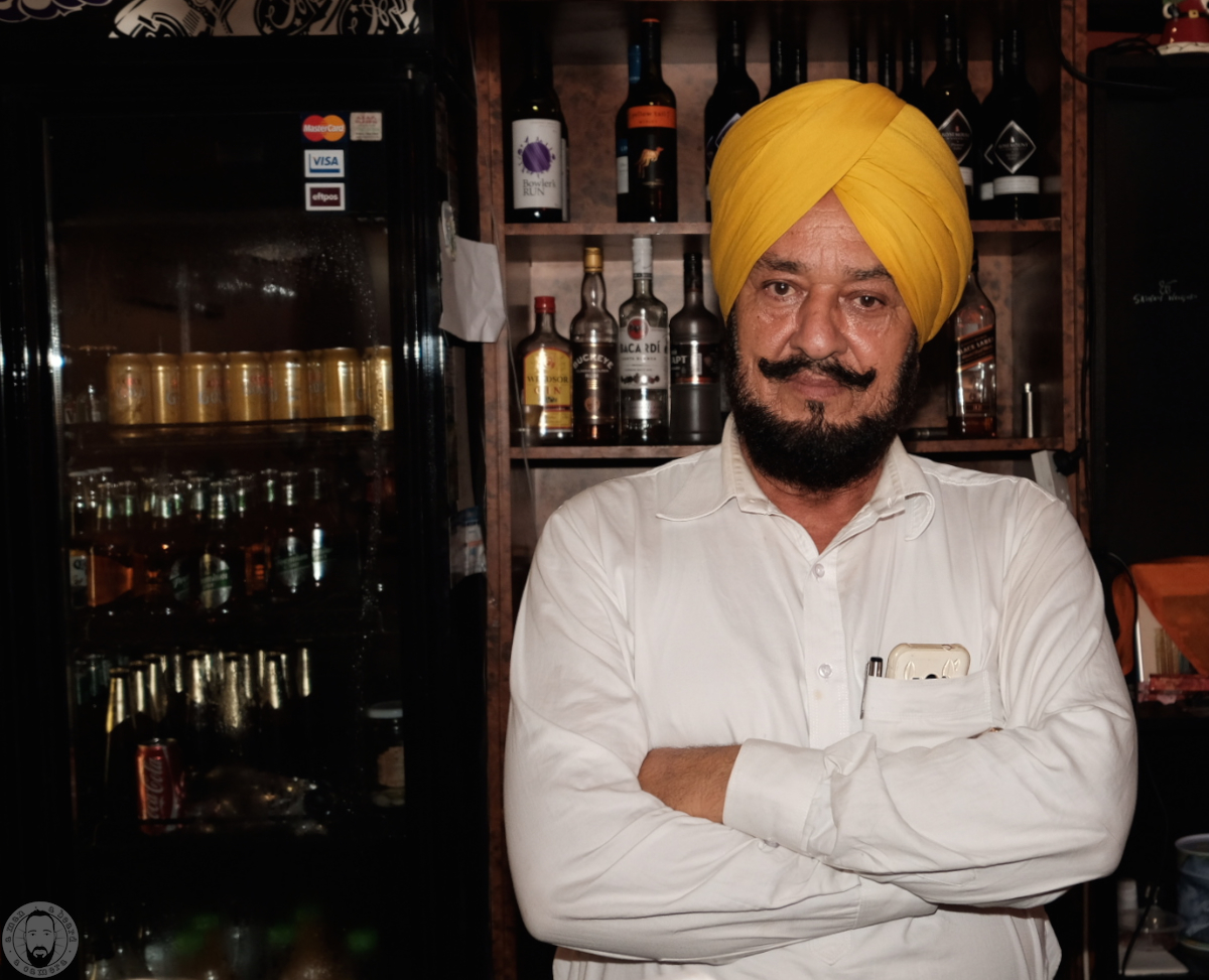 Sardar Majik Singh - businessman, restaurateur and nobleman