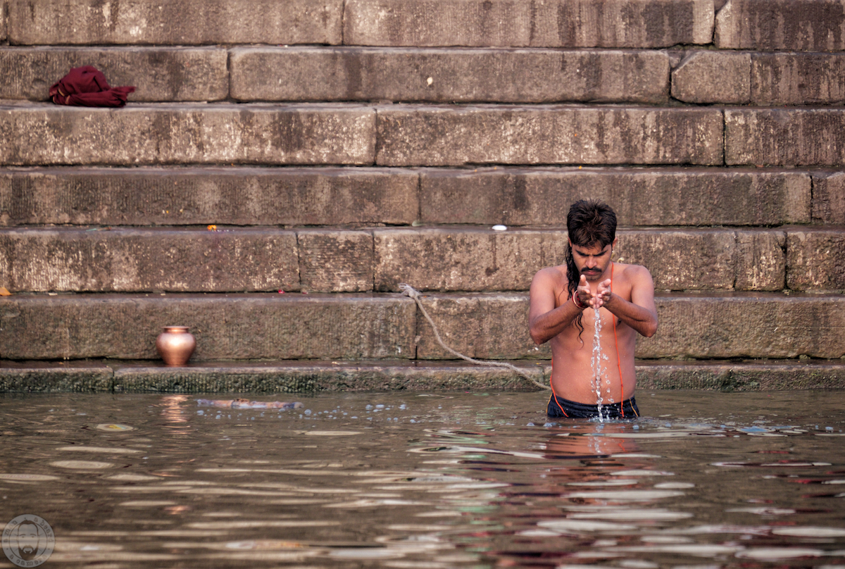 Varanasi, Ganges, Ganga, bathing, India, travel photography, travel photographer,