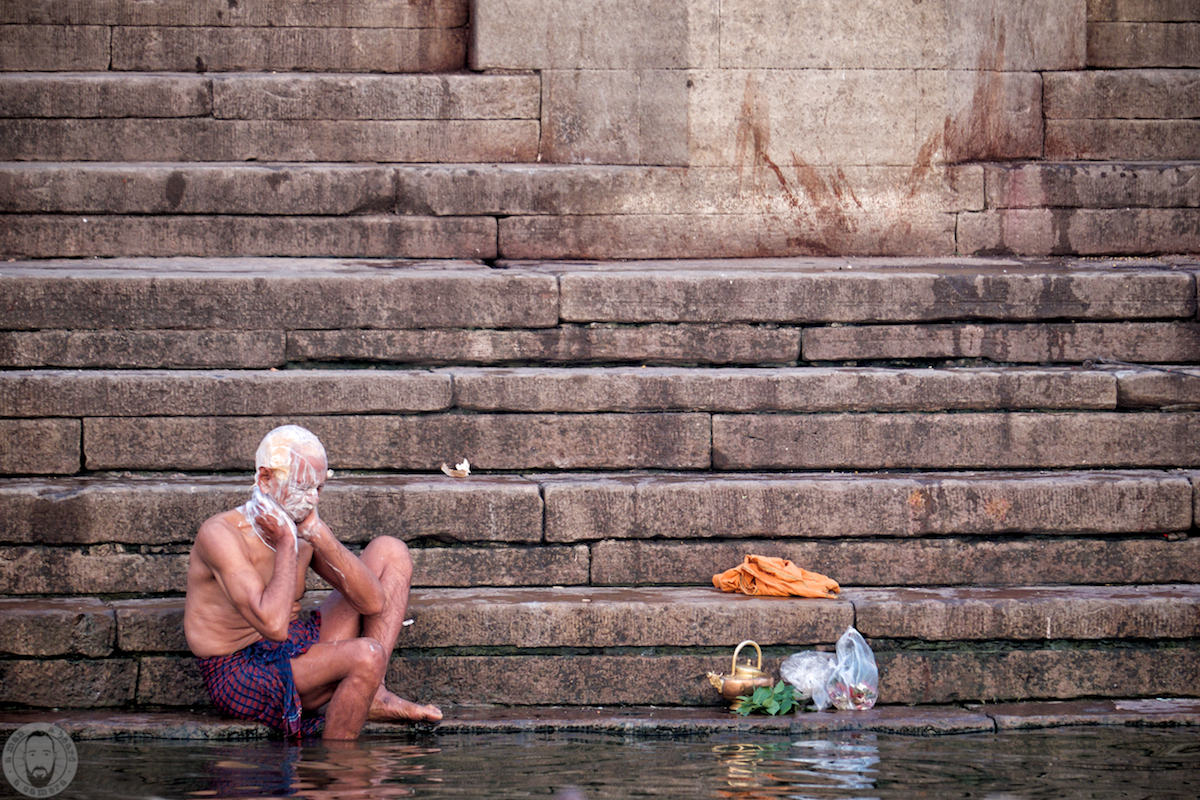 Varanasi, bathing, Ghats, Ganges, Ganga, travel photography,